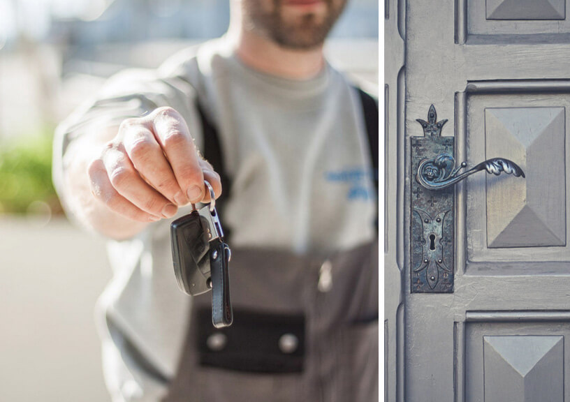 24/7 Locksmith Home