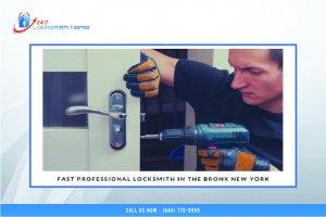 Fast Professional Locksmith in The Bronx New York