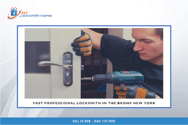 Fast Professional Locksmith in The Bronx New York