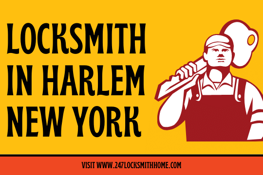 Locksmith in Harlem New York