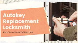 Autokey Replacement Locksmith